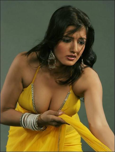 Indian Sexy Actress Images Indian Actress Hot Cleavage Photos-1531