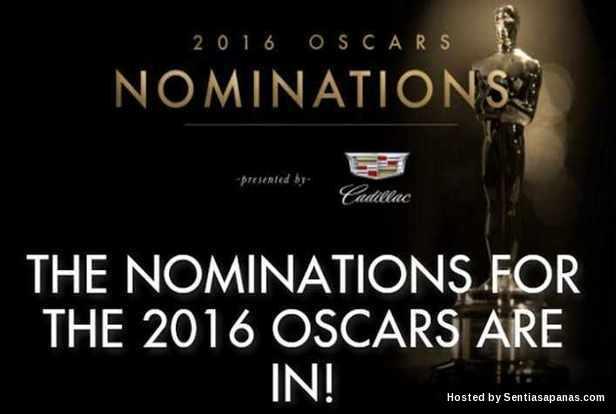 Anugerah Oscar 2016