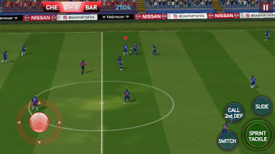 FIFA 14 MOD FIFA 18 Offline