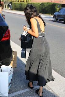 Eiza Gonzalez in Revealing Beautiful Gown Side    CEleBrity.co Exclusive 08