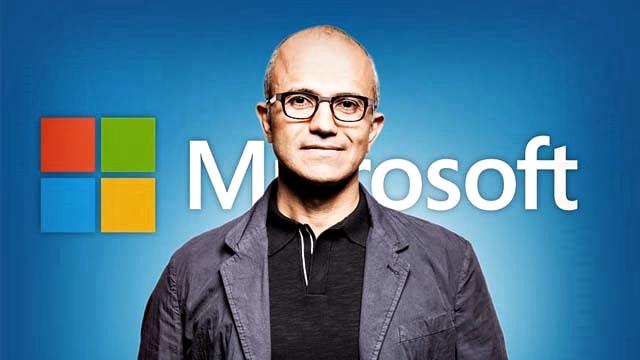 Kisah Setya Nadella - Sukses diangkat jadi CEO Microsoft