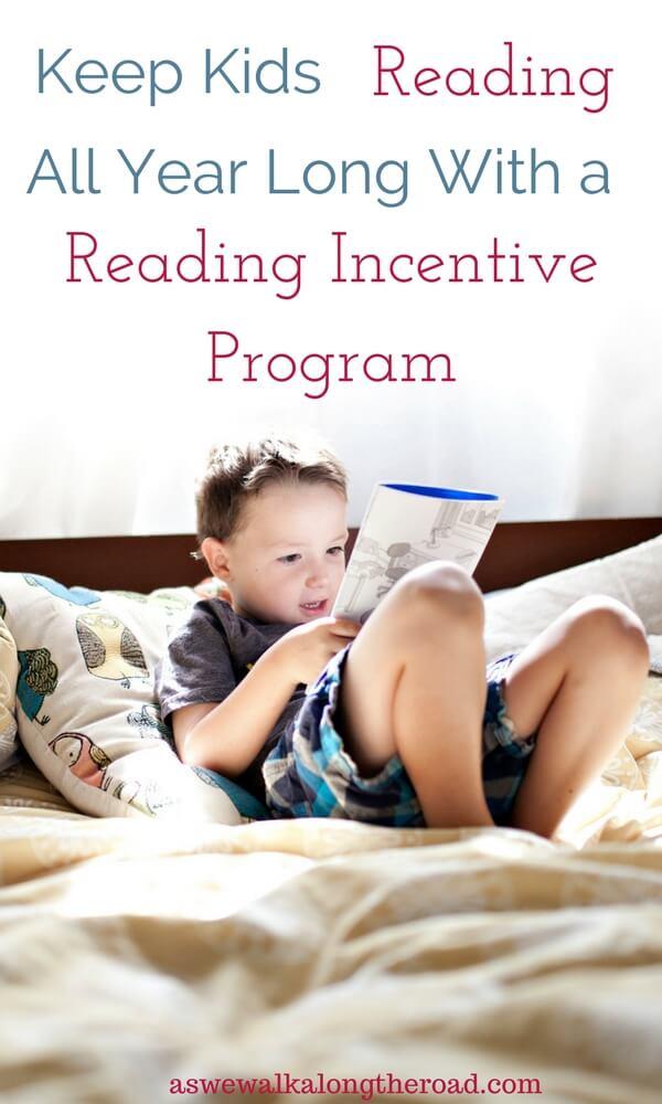 Reading incentive programs for kids