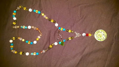 My Grove necklace is done