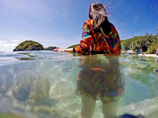 Underwater gopro x Halea Nature Park Ticao Monreal x Rizza Salas 2017