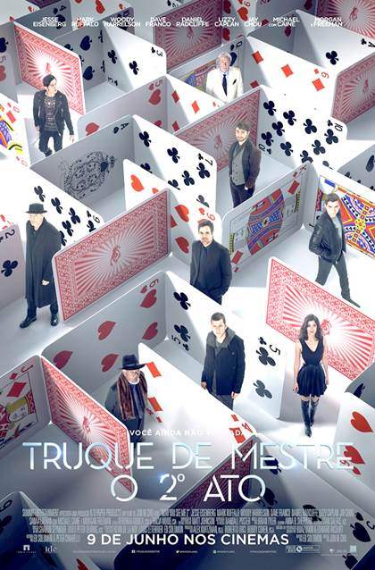Truque de Mestre: O 2º Ato Torrent – BluRay 720p e 1080p Dual Áudio (2016)