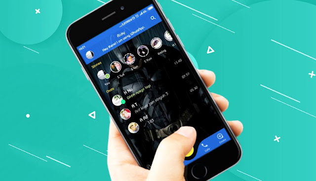 GB delta Whatsapp Mod Terbaru
