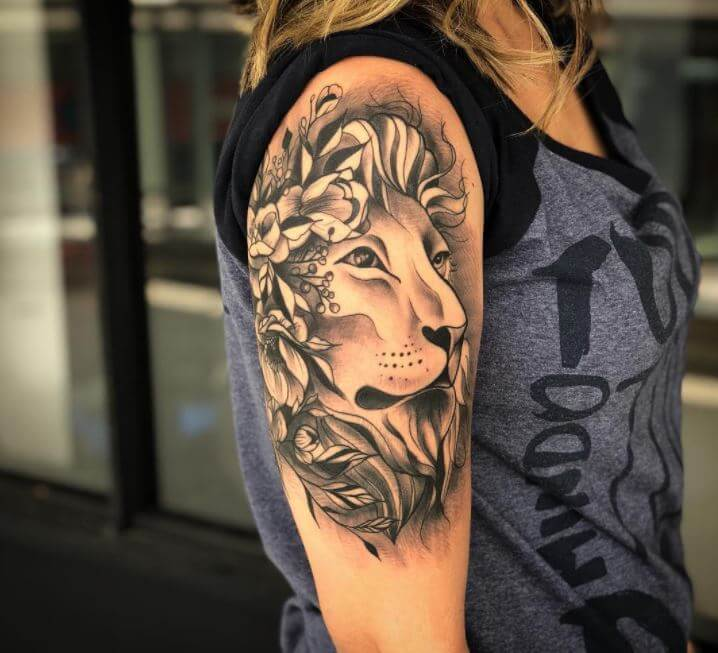 115 Best Lion Tattoos Ideas and Designs (2018) - Page 5 of