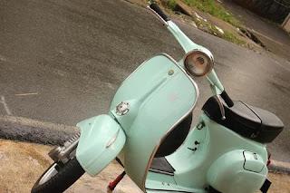 LAPAK VESPA KLASIK : Forsale Vespa PTS90 Tahun 77 - JAKARTA