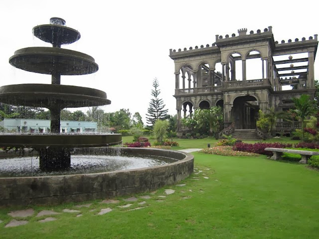 THE RUINS IN BACOLOD CITY