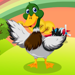Play Games4King Goose Bird Rescue 2