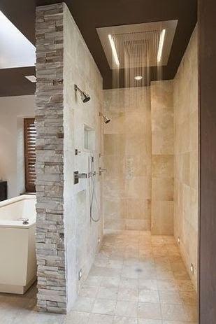 mandi lebih hemat air dengan shower