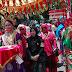 Tari Panggaru Ikut Festival Keraton Nusantara Ke-XI