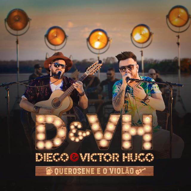 """Diego e Victor Hugo lançam o EP """"Querosene e o Violão"""""""