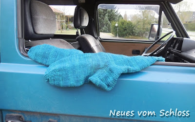 Socken stricken, Bulli, do4you- neuesvomschloss.blogspot.de