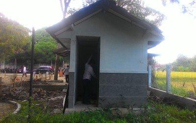 Parah, Toilet Taman Kota Tidak Berfungsi