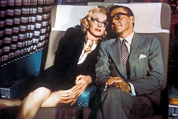 Marilyn Munroe, David Wayne, Still from How to Marry a Millionaire |  20th Century Fox/Getty Images