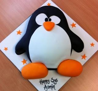 kue ulang tahun linux 2