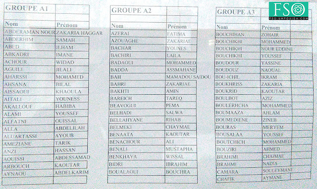 SMIA S2 : Groupes A TP Électricité 1