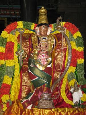 Kolavilli Ramar-Thiruvelliyangudi