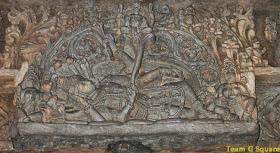 Lord Vishnu Ananthasayana