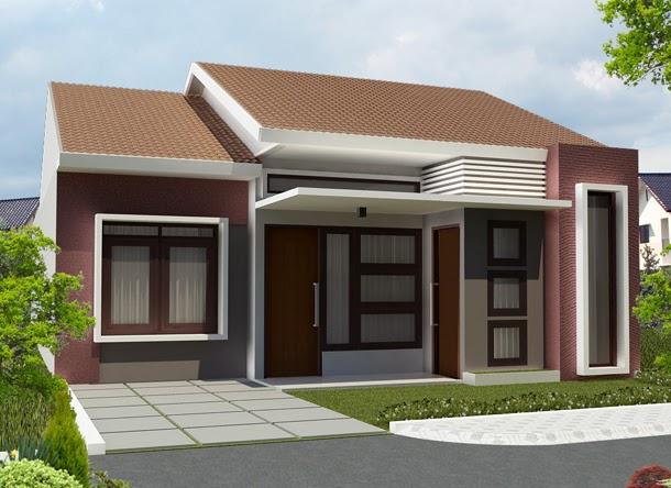 65 gambar rumah sederhana minimalis yang terlihat mewah