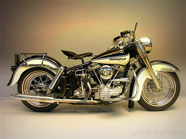 Foto Motor Harley Davidson FL series