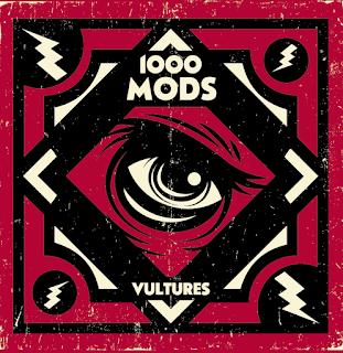 1000mods - Vultures album cover
