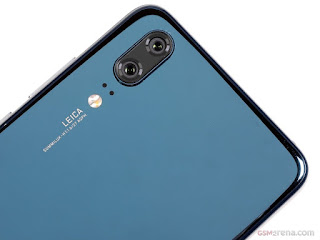 Huawei P20 Dual lens Rear Camera
