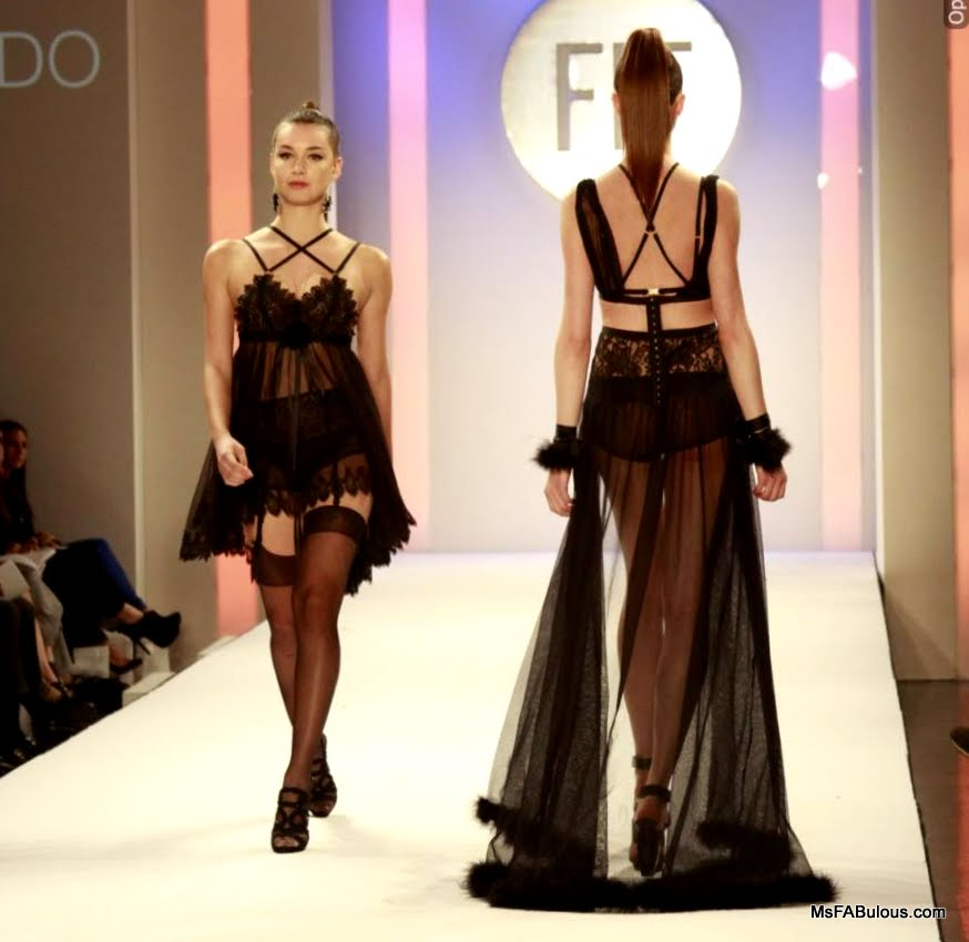 MS. FABULOUS: FIT Fashion Show