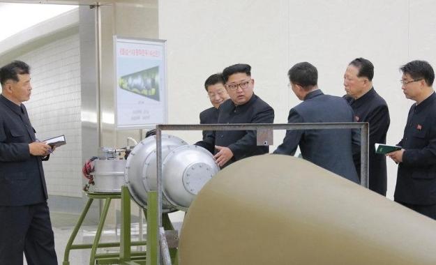 Τρόμος στην υφήλιο - Η Βόρεια Κορέα έκανε δοκιμή βόμβας υδρογόνου