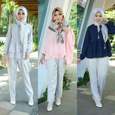 Fashion Hijab Simple 2018