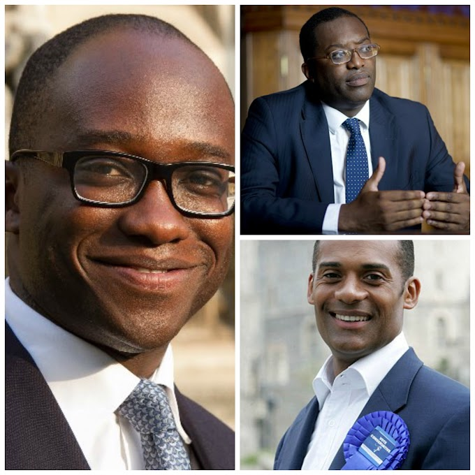 Meet the 3 Ghanaian Elected Into the UK Parliament