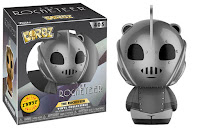 Dorbz: Sci Fi Series - The Rocketeer CHASE
