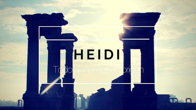 Significado y Origen del Nombre Heidi ¿Que significa?