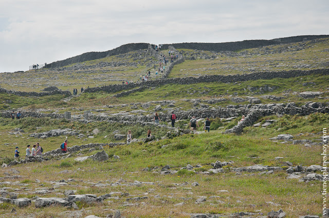Dún Aengus Islas Aran Inishmore Irlanda