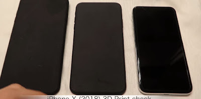 ايفون  اكس بلس تسريب قبل نزوله الاسواق Iphone x plus