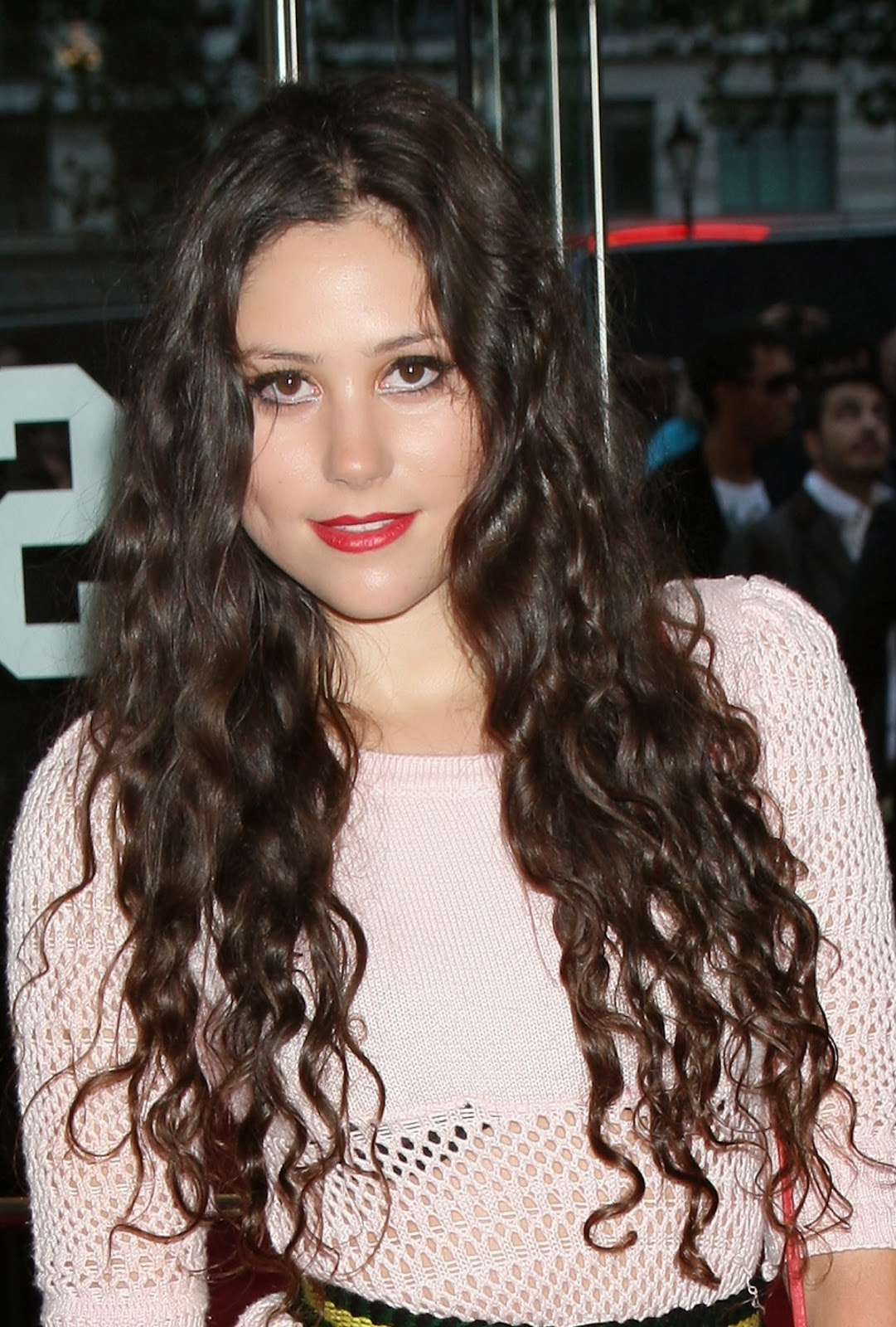 eliza doolittle curly hairstyles for long hair