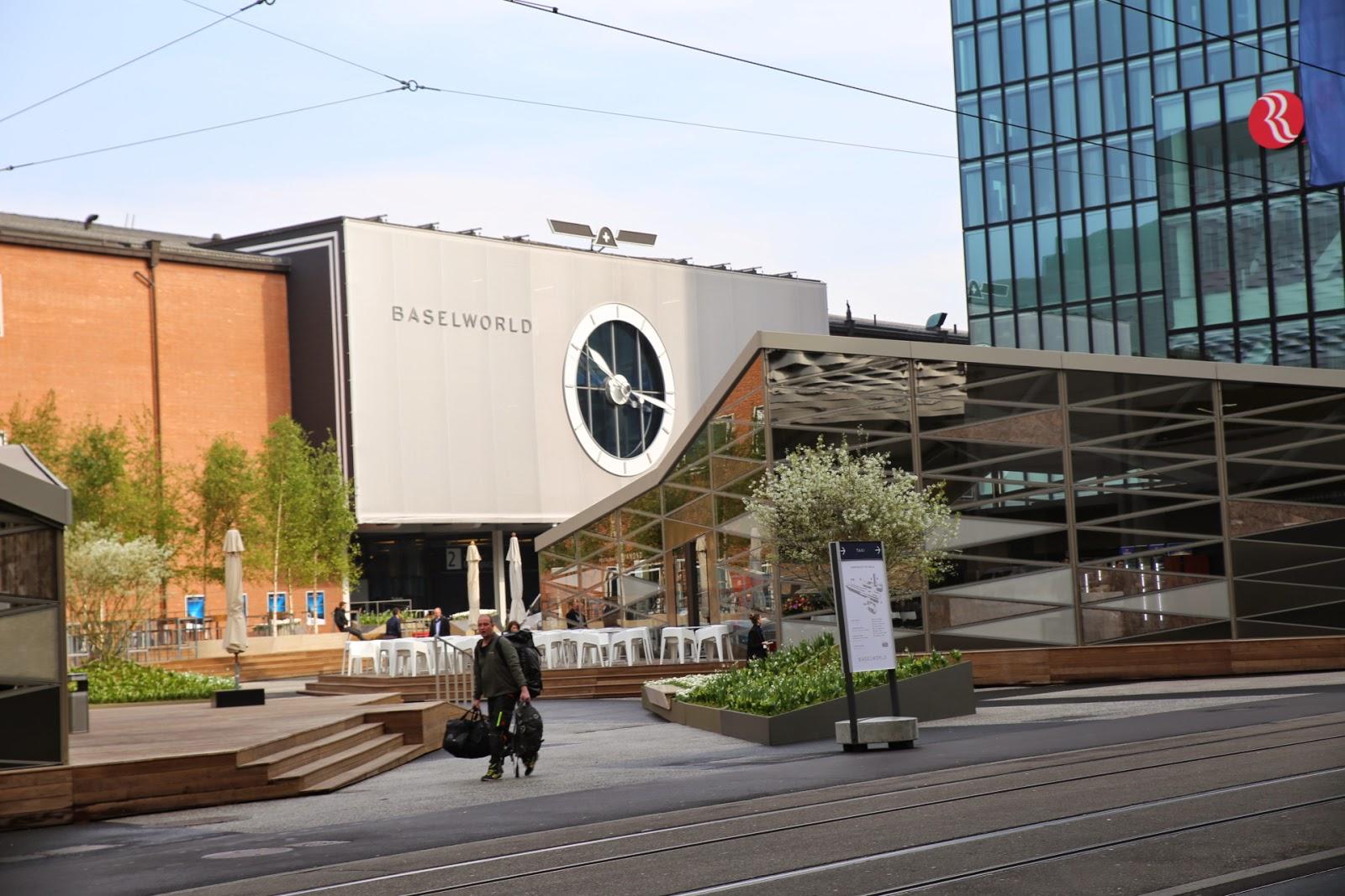 Ya estamos en Basilea 20151