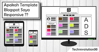 Bagaimana Mengetahui Template Blogspot yang Responsif