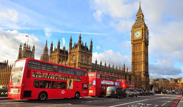 Como usar o celular à vontade em Londres