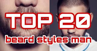 beard styles man