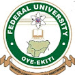 FUOYE JUPEB Admission Form 2018/2019 (Late Application)