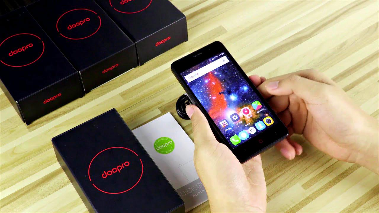 Doopro P3 - Çin Malı Telefonlar Aliexpress'ten Alınır | Fiyatları Sudan Ucuz!