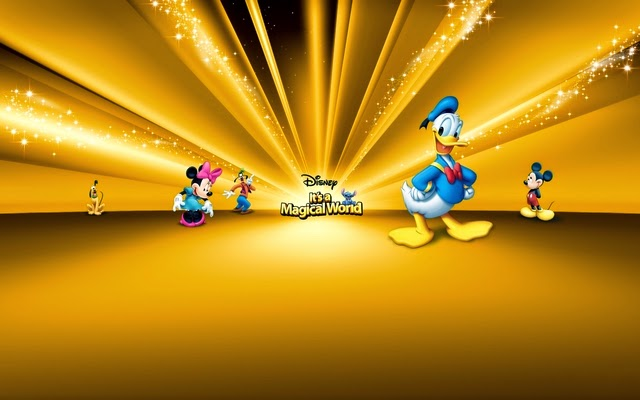 Disney Character Wallpapers - Donald Duck