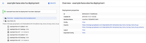 SAP Hana y Google Stackdriver