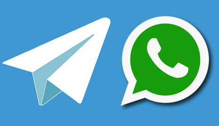 Telegram melhor whatsapp