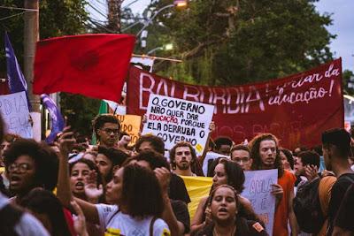 Movimentos marcam protestos em defesa da Educação e Previdência em todo o estado