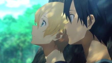 Sword Art Online: Alicization – Episódio 02