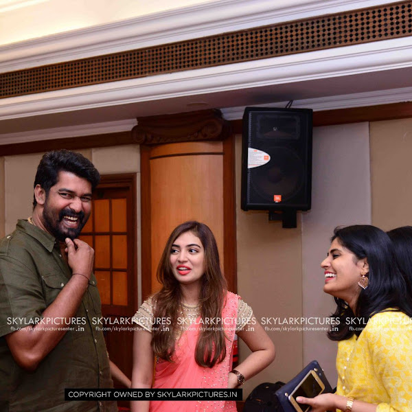 Nazriya Nazim latest photos from Alphonse Puthrans Son Baptisam