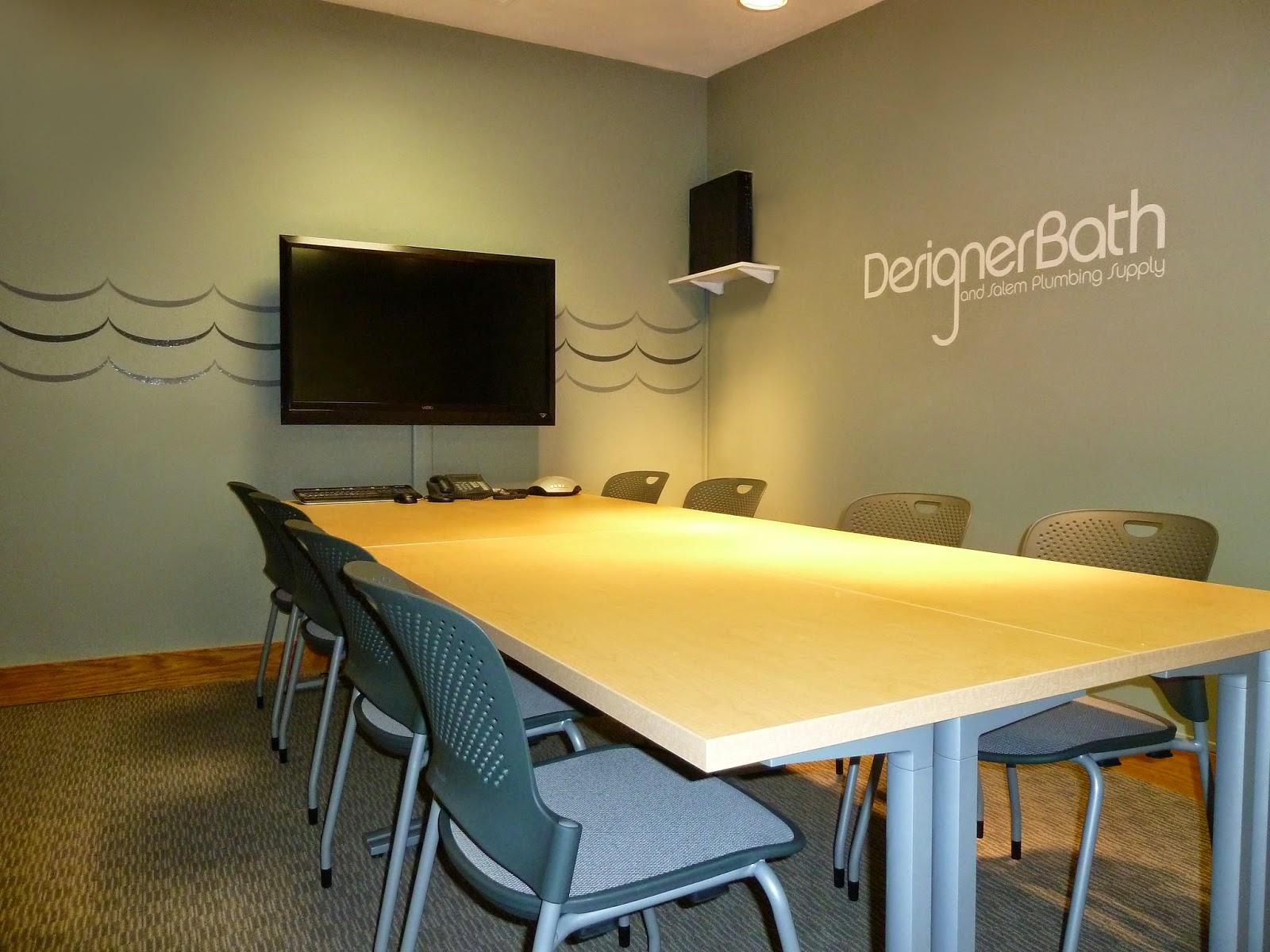 Design Vignettes: Conference Room Makeover